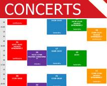 Szalone Dni Muzyki - Koncerty