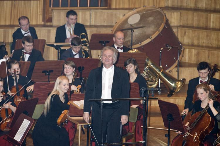 Henryk Wierzchoń - dyrygent