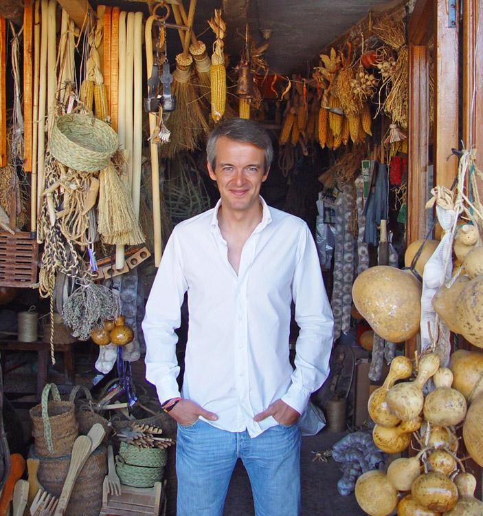 Luis Fernando Pérez; fot.Myriam Flórez
