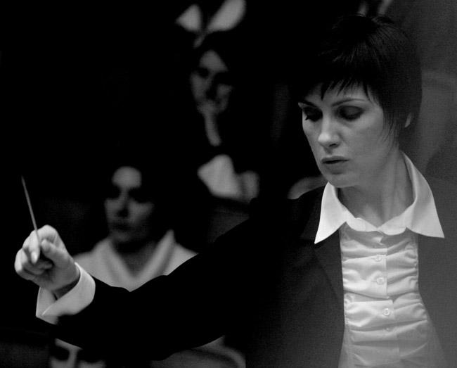 Małgorzata Sapiecha - dyrygent