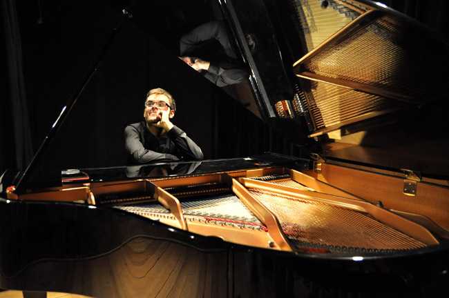 Mateusz Kurcab - fortepian