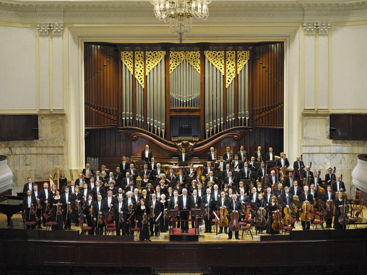 Orkiestra Symfoniczna Filharmonii Narodowej; fot. Robert Balcerzak