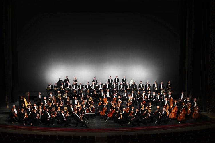 Orkiestra Teatru Wielkiego – Opery Narodowej; fot. Juliusz Multarzynski