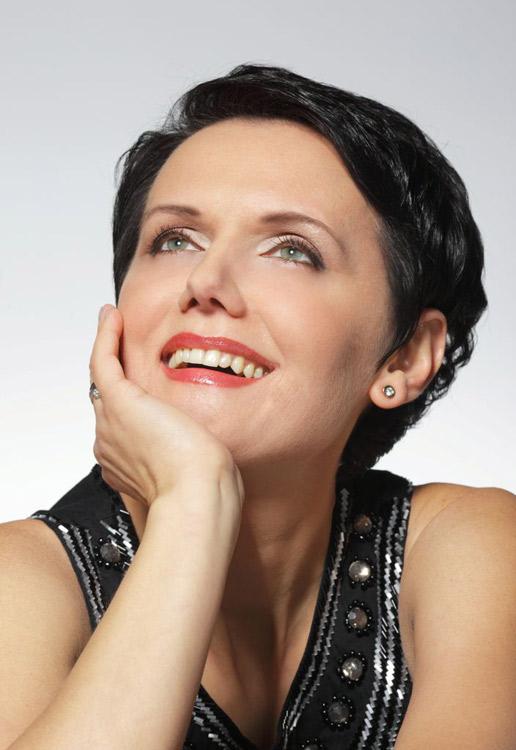 Olga Pasiecznik; fot.Andrzej Świetlik